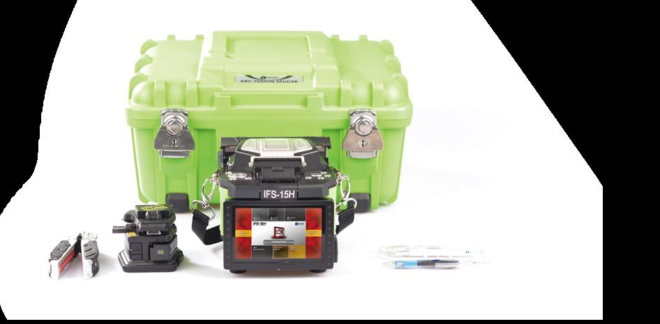 ifs-15h一诺多功能光纤熔接机